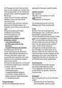 DE Gebrauchsanweisung GB Instructions for use FR ... - Wehkamp.nl - Page 6
