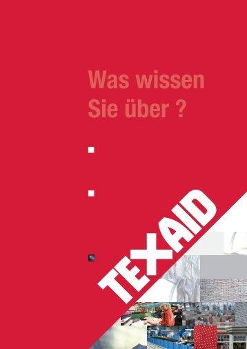 Was wissen Sie über ? - TEXAID