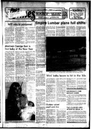 'Mini' baby boom to hit in the '80s - Squamish History Archives