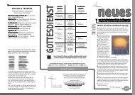 Gemeindebrief für Mai 2010 | PDF - Lutherische Gemeinde Sankt ...