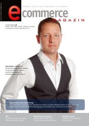 Leseprobe e-commerce Magazin 2013/07
