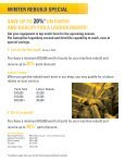 View Brochure for complete details - Finning Canada - Page 2