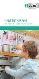 Narbentherapie, Verbrennungen und Verbrühungen - Lymphnetzwerk