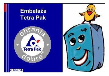 Embalaza Tetra Pak - Eko paket