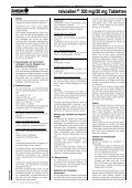 talvosilen® 500 mg/20 mg Tabletten - bene-Arzneimittel - Seite 3