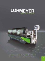 Download product brochure KAM 7 IQ series - Lohmeyer IQ