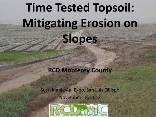 Mitigating Erosion on Slopes_Ben Burgoa