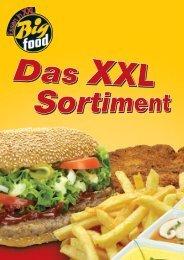 im Big food - Big Food XXL Restaurant
