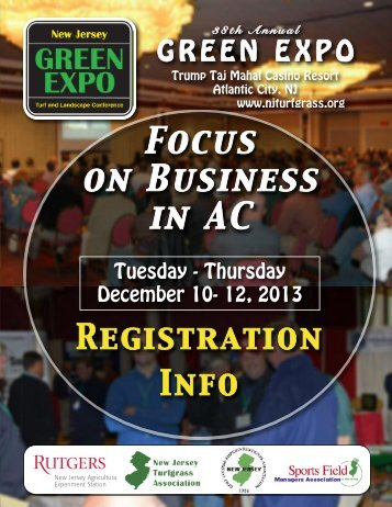 Download Attendee Registration Brochure - New Jersey Turfgrass ...