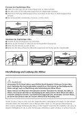 BEDIENUNGS ANLEITUNG - Ich bin autorisierter Fachhändler für - Page 7