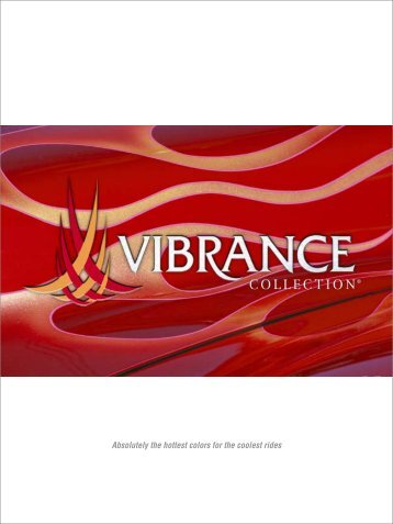 Vibrance Collection - Autopaintplus.net