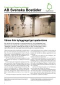 39 Goda exempel på Hållbart byggande ifrån ByggaBoDialogen - Page 6
