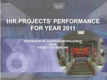 Perubatan - Profesor Dr. Adeeba Kamarulzaman