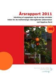 2011 Årsrapport.pdf - Region Sjælland