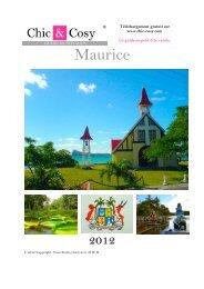 République de Maurice - Chic & Cosy