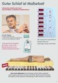 NEU: Der große  Innova-Schlaftest - Rabolt Schlafkultur - Page 3