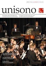 Die Initiative «jugend + musik - Schweizer Blasmusikverband