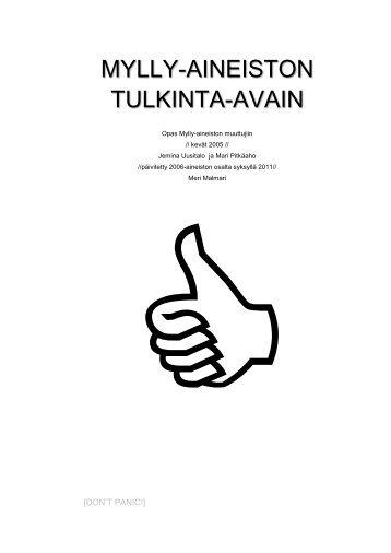 1 JOHDANTO - Turun yliopisto