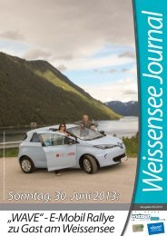 WS-Journal-Juli 2013 - Weissensee