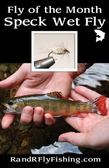 download the document for free - R&R Fly Fishing