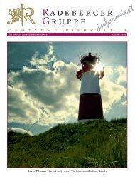 03/08 - Radeberger Gruppe KG