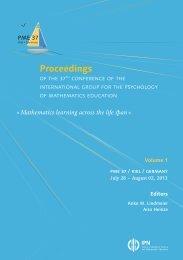 Proceedings - logo