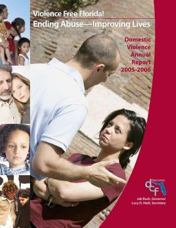 Ending Abuse—Improving Lives - Florida Department of Children ...