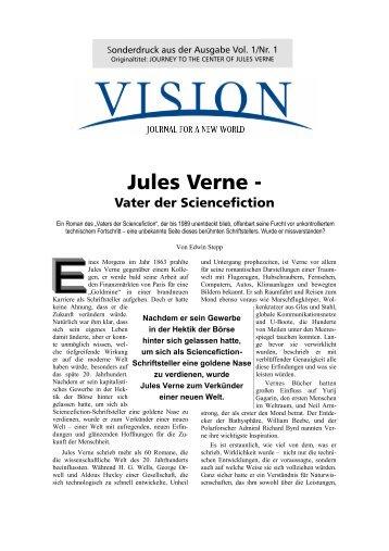 Jules Verne - Vision Journal