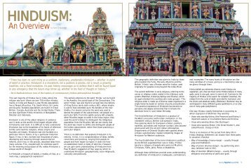 Hinduism & Ministering to Hindus - AMT
