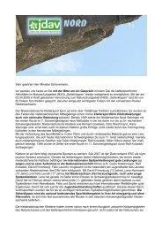 Der überreichte Brief (pdf) - Klettern im Norden
