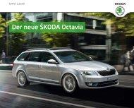Der neue ŠKODA Octavia - J.H. Keller AG
