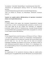 Vergleich der subjektiv-auditiven RBH-Beurteilung mit apparativer ...