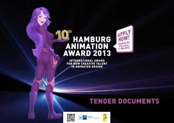 HAMBURG ANIMATION AWARD 2013