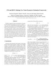FNS and HEIV: Relating Two Vision Parameter ... - ResearchGate