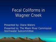 MRC WC Microbial Sourcesfinal.pdf - Miami River Commission