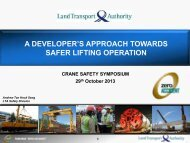 a developer's approach towards safer lifting operation
