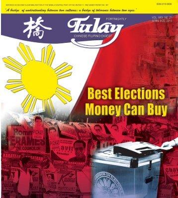 Tulay April 9-22, 2013 (Elections).indd - Kaisa Para Sa Kaunlaran