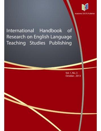 Full Research Articles Handbook- PDF - International Handbook of ...