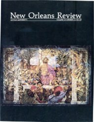 Download Issue - New Orleans Review