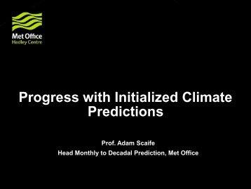 Adam Scaife (PDF, 1 MB) - Met Office