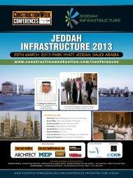 JEDDAH INFRASTRUCTURE 2013 - ITP.com