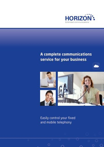 A complete communications service for your business - Click Networks