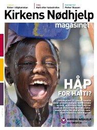 Kirkens Nødhjelp-magasinet nr. 3, 2010 (PDF)