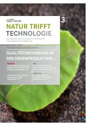 NAtur trIfft tEcHNoLogIE - The Pauly Group
