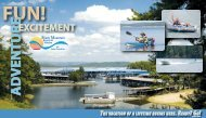 Brady Mountain Resort and Marina - Waterway Adventures