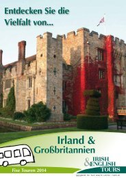 Irland & - Irish & English Tours