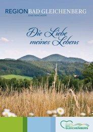 download Prospekt (pdf, 4,5MB) - Bad Gleichenberg Information