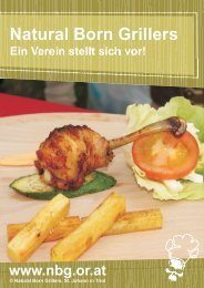 "Verein ""Natural Born Grillers"""