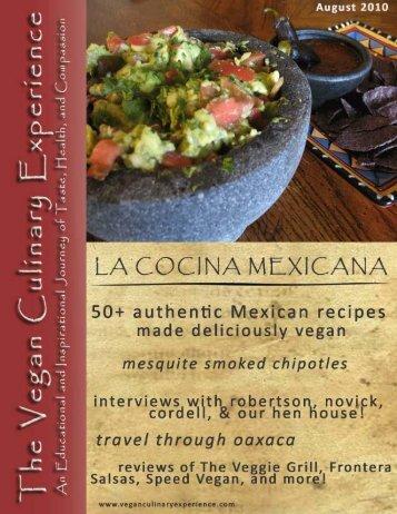 Mac and Chard - Vegan Culinary Experience