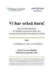 103 Vi har också barn - riktad föräldrautbildning.pdf - Region Halland